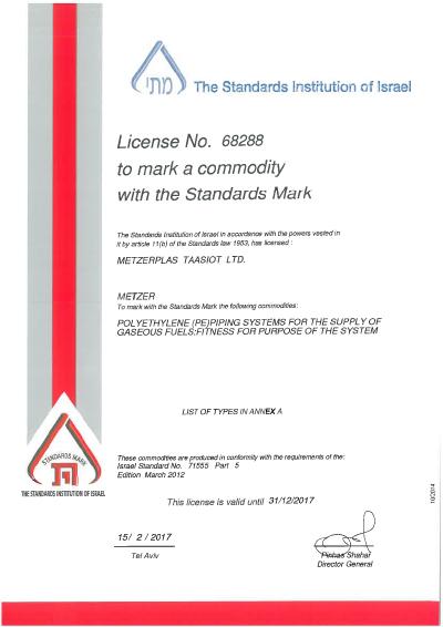 License Number 68288