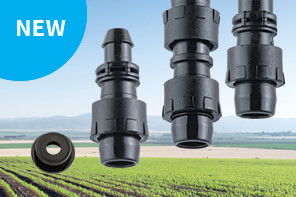 drip irrigation ring connectors